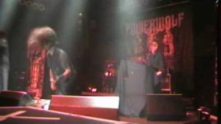 Powerwolf - In Blood We Trust - Live -