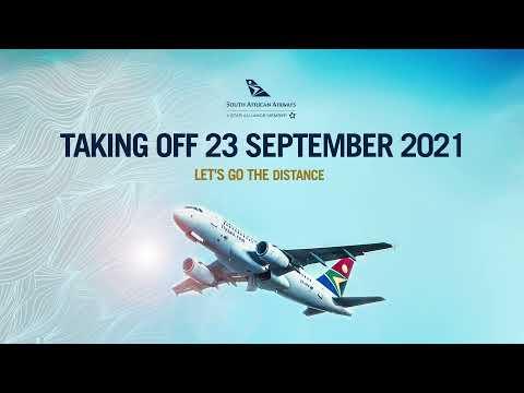 FlySAA.com Again | Flights Start 23rd September | Book Now