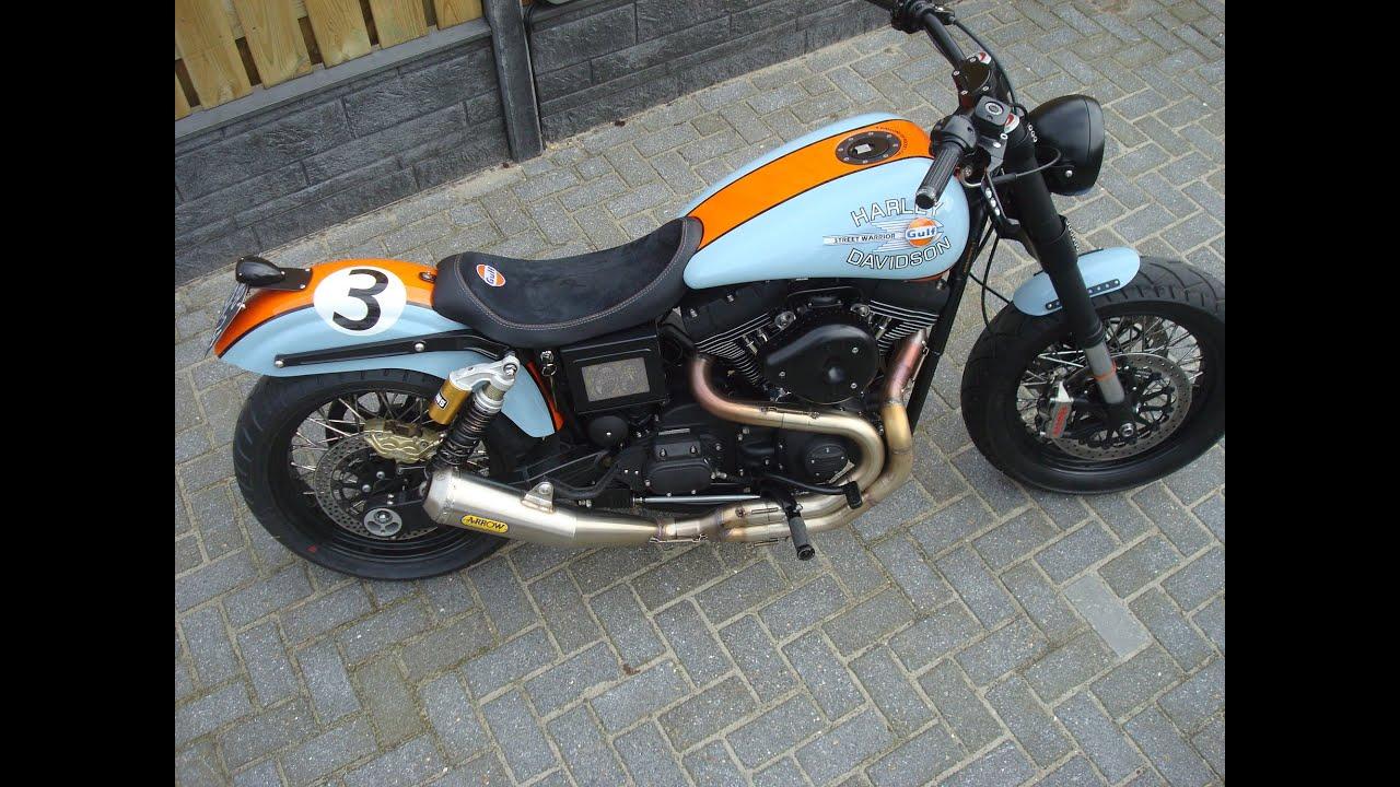 Harley Davidson Dyna Gulf