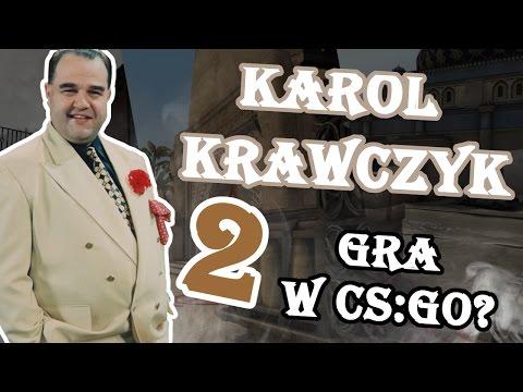 Karol Krawczyk 2 gra w CS:GO? Troll w CS'ie #13