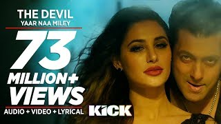 Official Devil-Yaar Naa Miley Salman Khan Yo Yo Honey Singh Kick