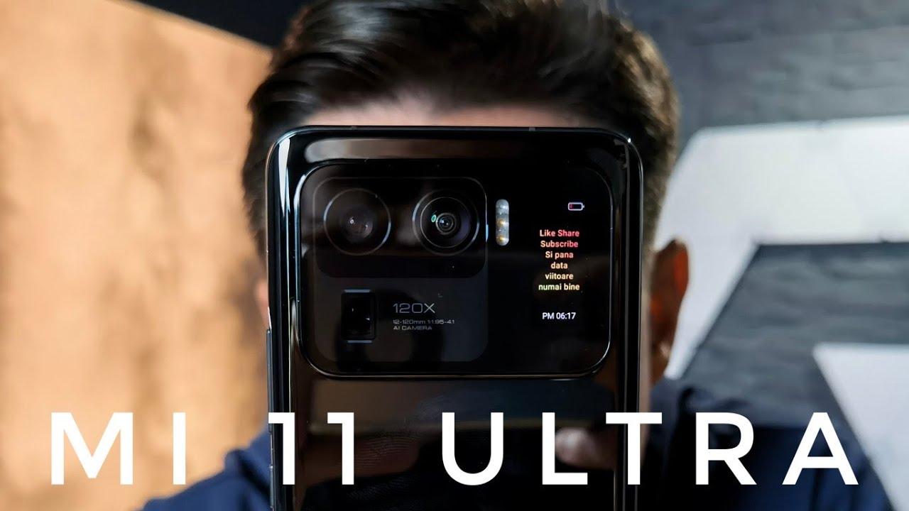 Xiaomi Mi 11 ULTRA! - The Godfather!