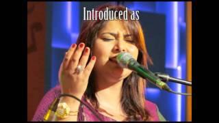 Runa Rizvi - Winner of Idea BIG Rising Star Award 2011