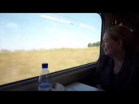 Thalys op volle snelheid naar Parijs