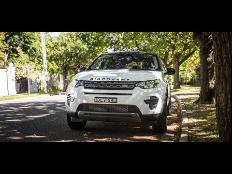 new car 2017 land rover discovery sport se si4 review youtube rh youtube com