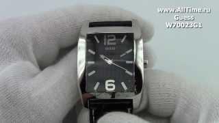 Мужские наручные fashion часы Guess W70023G1(, 2013-08-30T06:54:17.000Z)