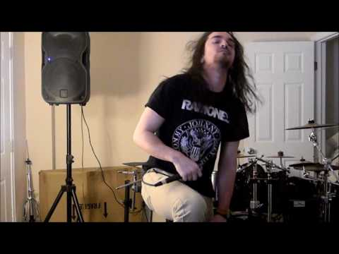 Cerebral Bore - Entombed in Butchered Bodies Vocal Cover