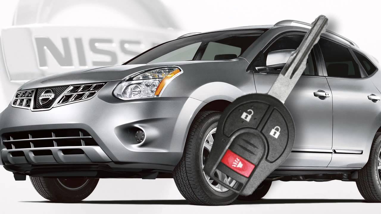 Nissan Rogue Owners Manual: Remote keyless entry system (if so equipped)
