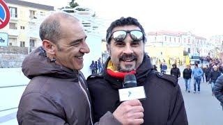 Catanzaro-Catania 0-4: la parola ai tifosi giallorossi