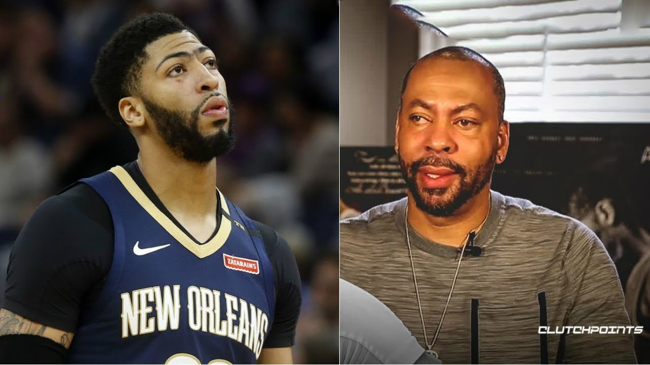 Anthony Davis Father Doesnt Want His Son In Boston After ...