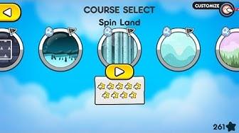Flappy Golf 2 - Spin Land Superstar
