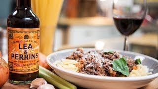 Lea & Perrins SORTED food - How to make the Italian classic Spaghetti Bolognese