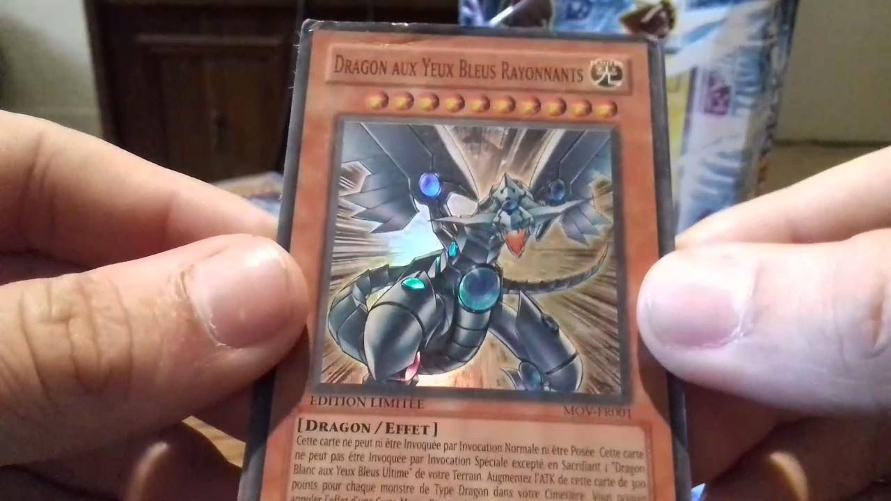 Yu Gi Oh Monstre De Legende 1 Le Dragon Blanc Aux Yeux Bleus