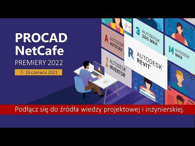 PROCAD NetCafe - Dzień 1