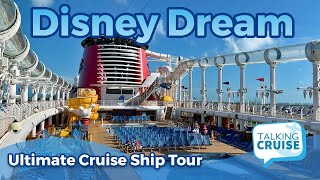 Disney Dream Cruise Ship Tour (2019 Version)