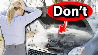 Doing This Will Destroy Your Car's Engine