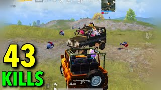 BIG CAR FIGHT with FULL SQUADS | PUBG MOBILE