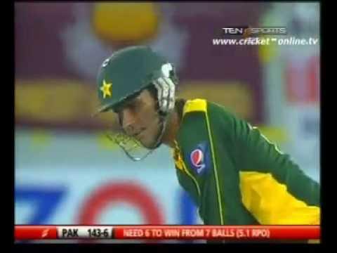 Download T20 @ dubai Abdul Razaq Hitting 48 of 18 balls last movments