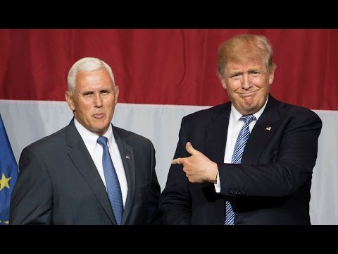 Isn't Mike Pence Even Worse Than Donald Trump?