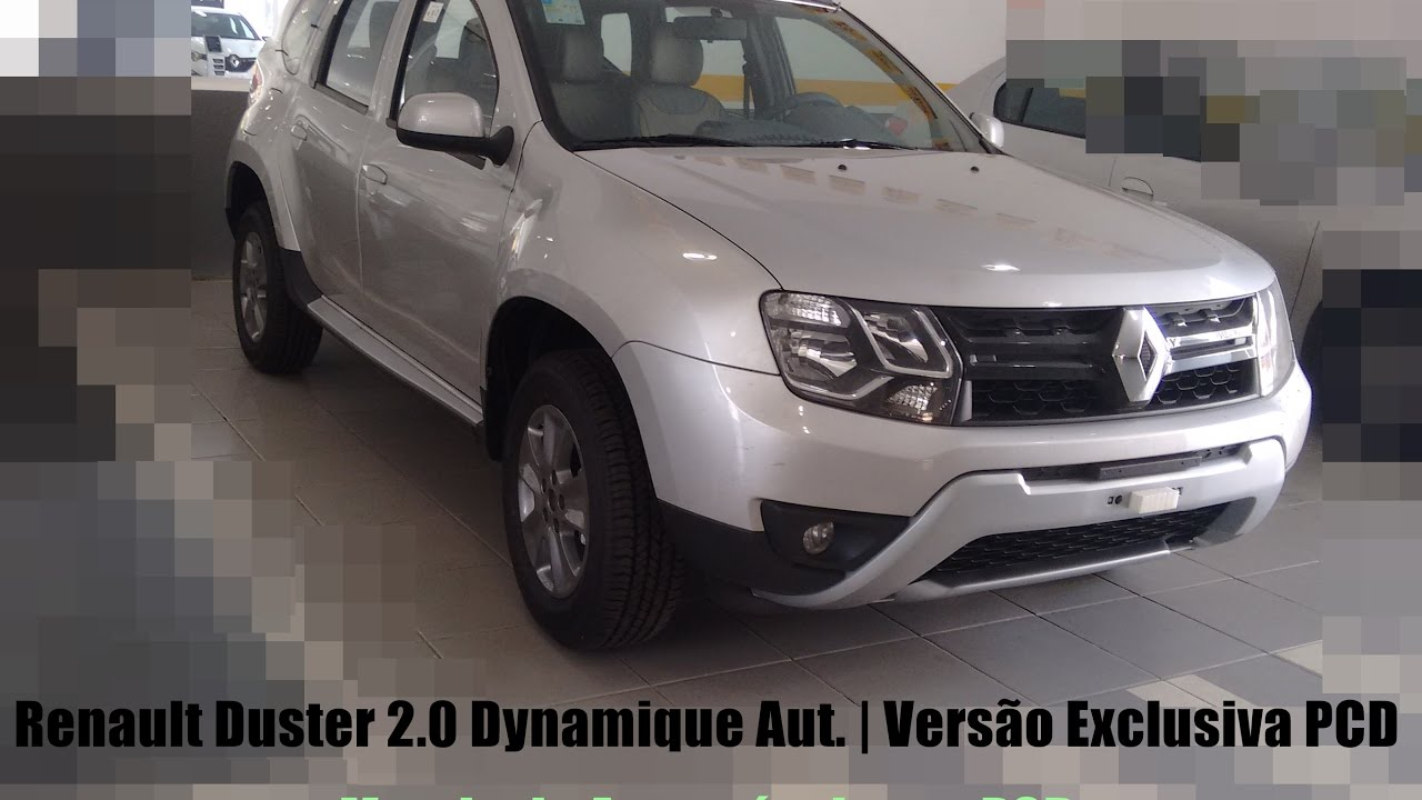 renault duster 2 0 dynamique aut vers o exclusiva pcd youtube rh youtube com