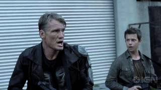 Battle of the Damned - Dolph Lundgren vs. Killer Robots vs. Zombies