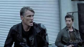 Battle of the Damned - Dolph Lundgren vs. Killer Robots vs. Zombies