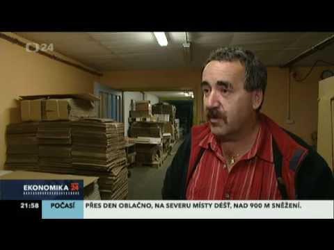 Dušan Tripal: Živnostník roku Kraje Vysočina 2012