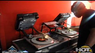 DJ SCRATCH Spinning On 45