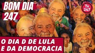 Baixar Bom dia 247 (15/8/18) – O dia D de Lula e a luta por democracia