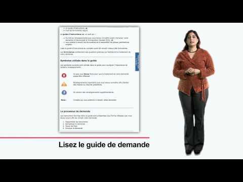 Formulaires D'immigration Et De Citoyenneté - Les éléments Essentiels