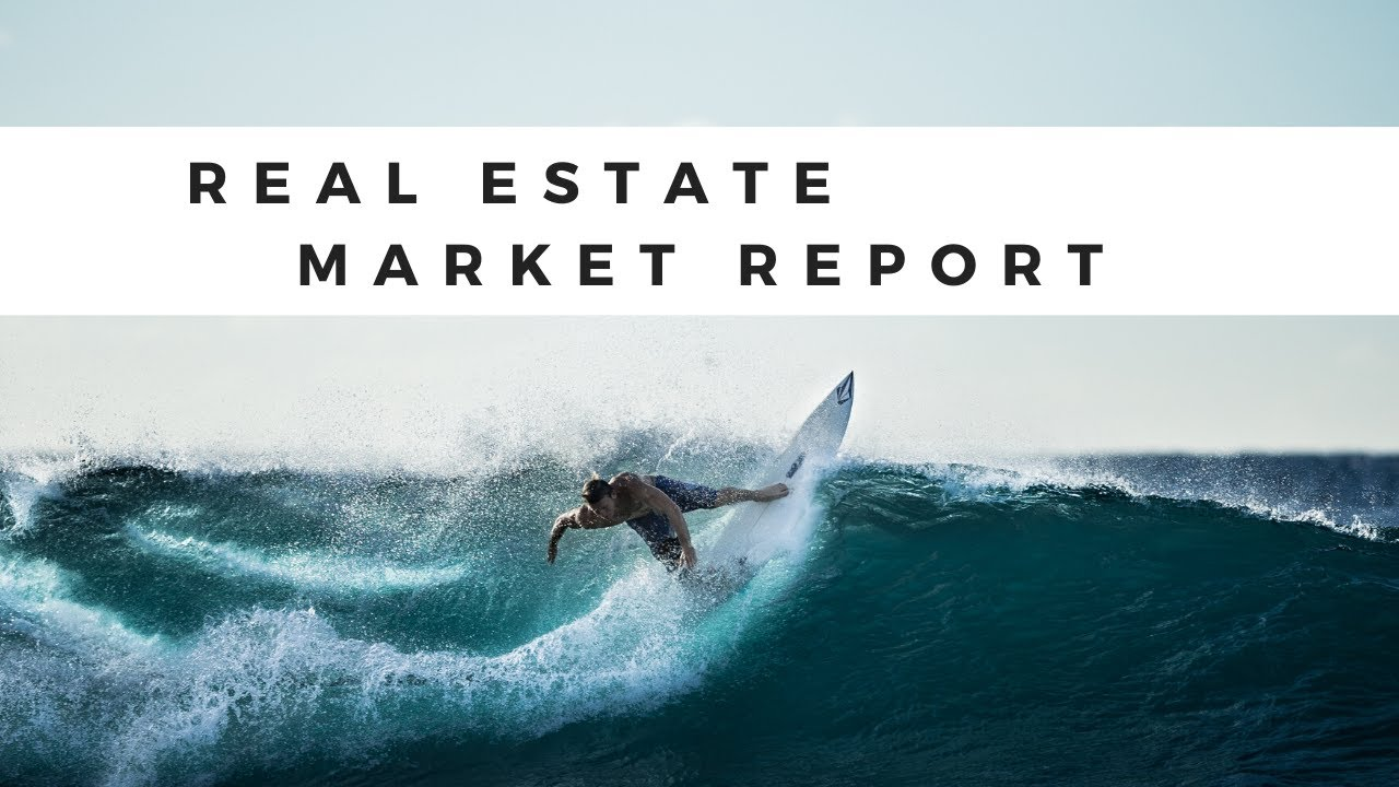 April 2020 monthly real estate market report
