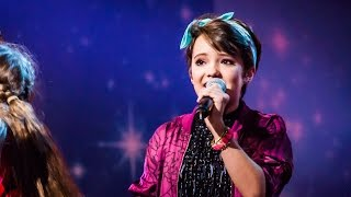 Nohr - Ik Ben Mezelf | 2e halve finale | Junior Songfestival liveshow 2015