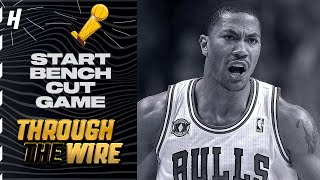 Start, Bench, Cut NBA | Through The Wire Podcast