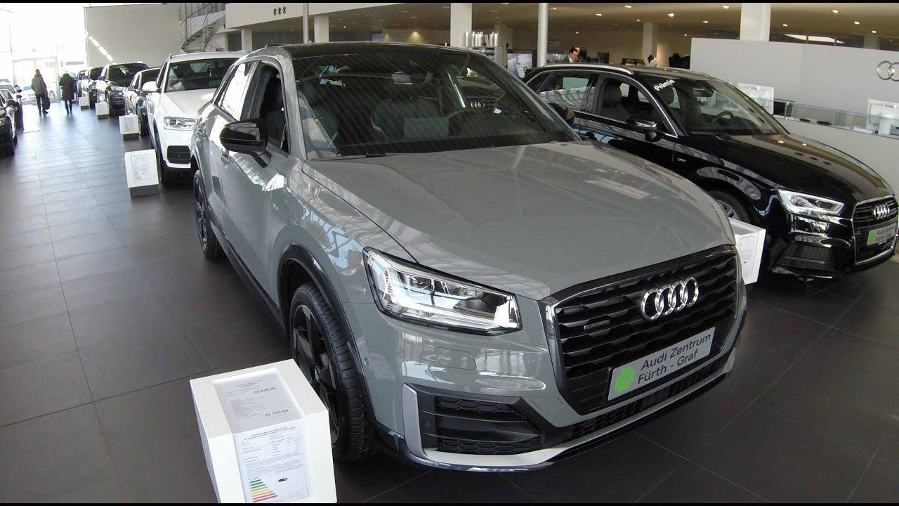 Audi Q2 S Line Compilation 2 Quantum Gray Design And Ibis