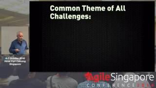 Challenges in Implementing MicroServices - Agile Singapore Conference 2016