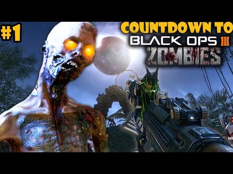 SHANGRI-LA SOLO EASTER EGG! - Countdown to Black Ops 3 Zombies on SHANGRI LA LIVE #1!