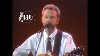 Michael Nesmith performing Silver Moon at the Britt Festival in 199...
