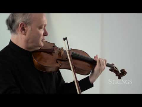 Strings Sessions: Paul Neubauer Performs 3 Solo Viola Pieces