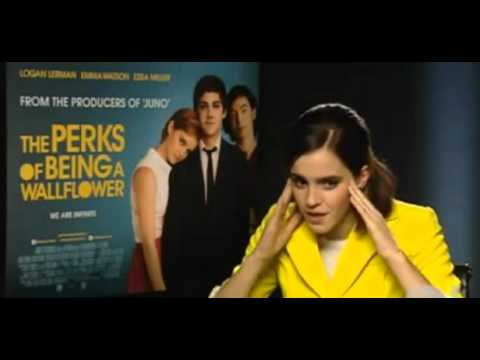 INTERVIEW - Emma Watson pour Yahoo! Movies (26.09.12)