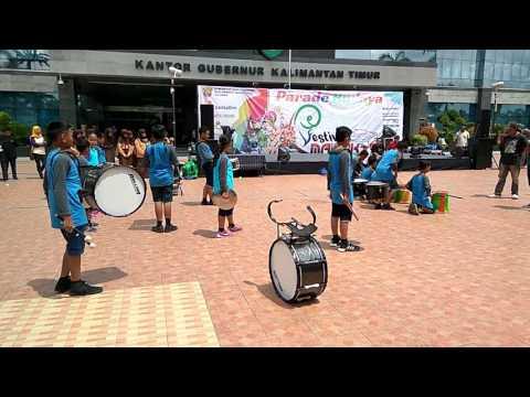 Drumbattle SDN 016 Samarinda Ulu