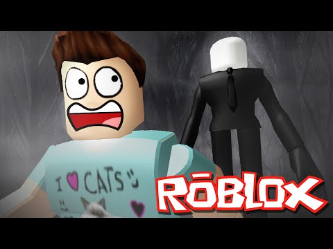 Roblox Adventures / Stop it Slender 2 / Escape from Scary Slender Man!