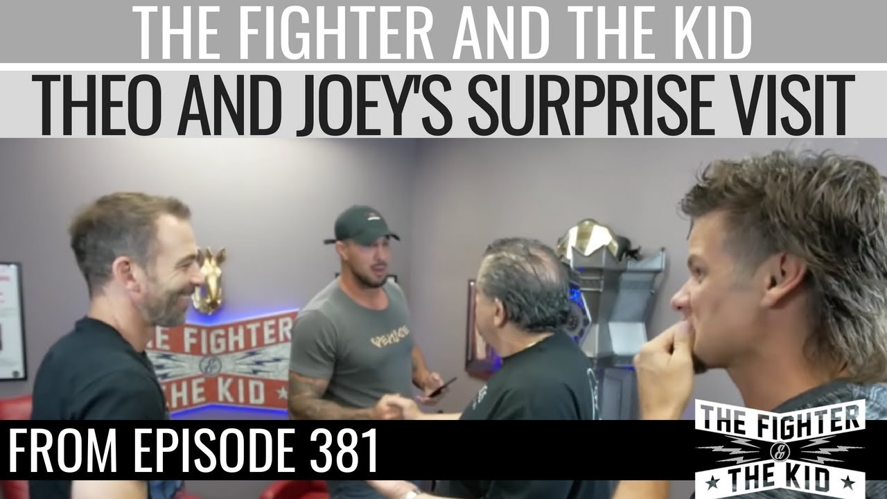 theo-von-and-joey-diaz-s-surprise-visit-tfatk-highlight
