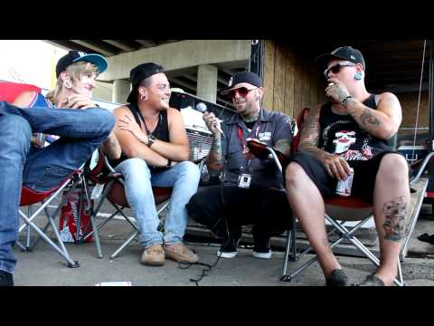 Abandon All Ships Interview  Vans Warped Tour