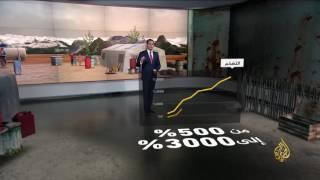 خسائر الاقتصاد السوري تتجاوز 250 مليار دولار