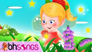 Mary, Mary Quite Contrary How Does Your Garden Grow | Nursery Rhymes TV