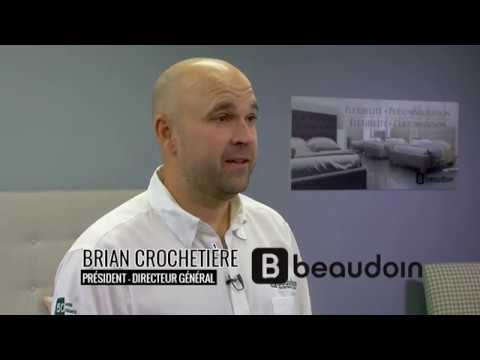 Beaudoin, fabricant de meubles du Québec (3e émission de l'AFMQ)