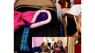 Oru Packing Video 😍😍 | UPPUM MULAKUM LITE | ANJANA ANILKUMAR |