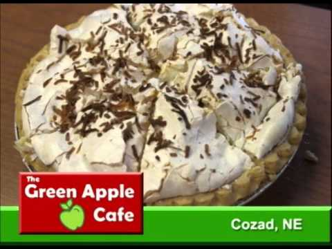 Cozad Nebraska's The Green Apple Cafe on Our Story's What's Cookin