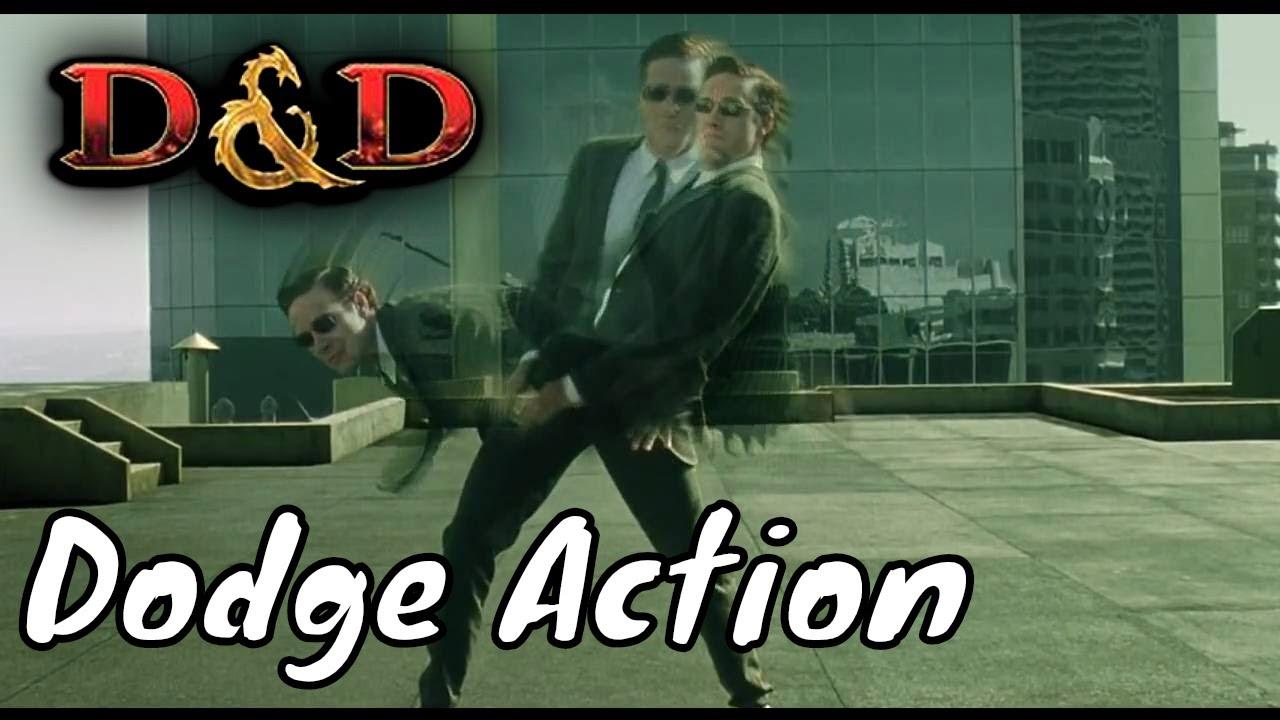 dd  dodge action youtube