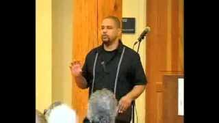 Peace Symposium 2012 - Max Rameau - Take Back the Land